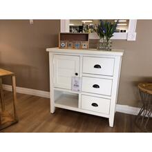 View Product - Artisan's Craft Accent Chest - Weathered White