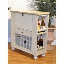 White Spirit Cabinet