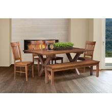 Cape Anne Amish Custom Dining Set