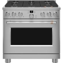 """View Product - 36"""" ALL GAS PRO RANGE WITH 6 BURNERS"""