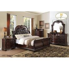1757-1 Traditional Bedroom Collection