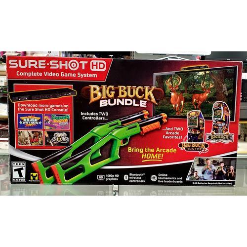 Big Buck Bundle Arcade Game