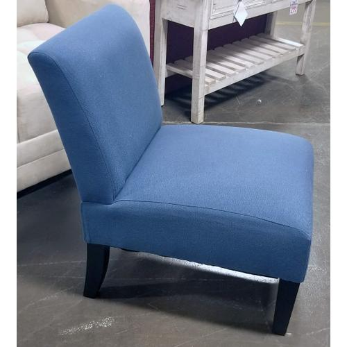 Accent Chair (Blue)