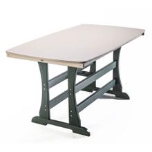 """See Details - Traditional Counter Height 72"""" Table"""