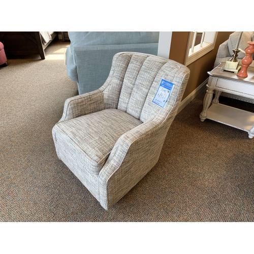 Swivel Glider Chair Style #084710SG
