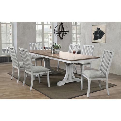 Winners Only - Highland Dining Group Set with Oval Table and 6 Chairs