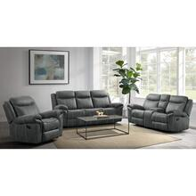 See Details - 59982 Delgado Power Reclining SET Sofa and Glider Loveseat