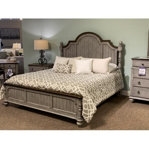 Plymouth King Bedroom Set