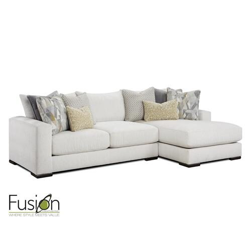 Braxton Ivory Sectional