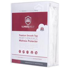 "SlumberShield Mattress Protector - Cal. King 9"" - 13"""