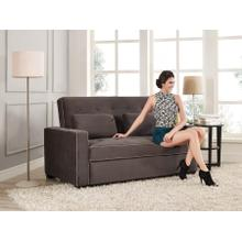 Marina Convertible Sofa Java