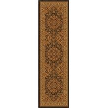 "Bellagio Chocolate -1204 D 2'3"" x 8'"