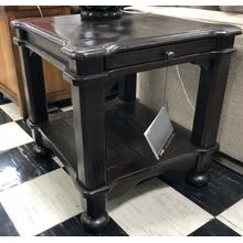 T867-3 Rectangular End Table