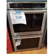 """See Details - Maytag 30"""" Double Electric Wall Oven MEW9630FZ (FLOOR MODEL)"""