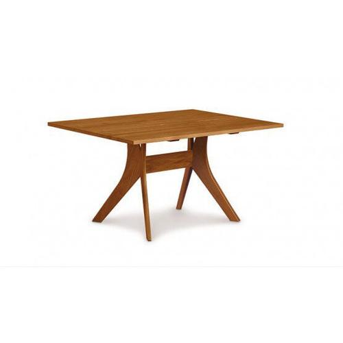 AUDREY FIXED TOP TABLES IN CHERRY