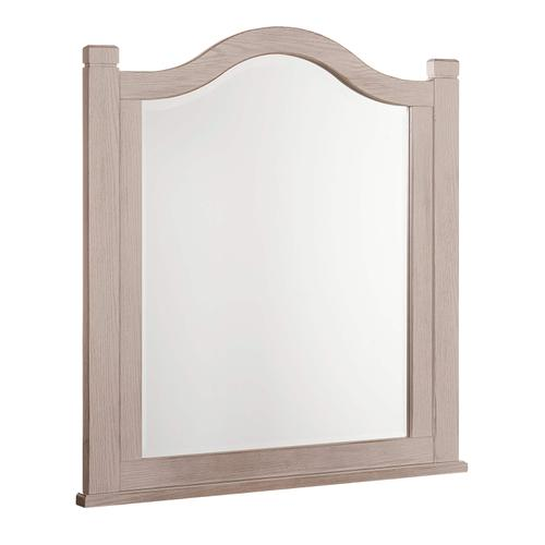 Bungalow Dover Grey Small Arch Mirror