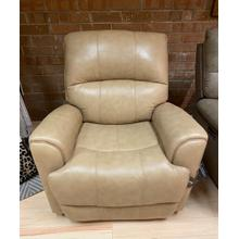 Bassett Avon Leather Recliner