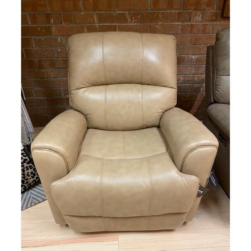 Bassett Furniture - Bassett Avon Leather Recliner