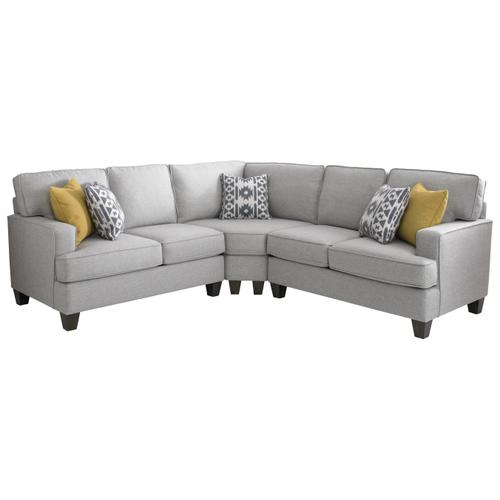 Bassett Furniture - Limited Collection - Tanner Sectional