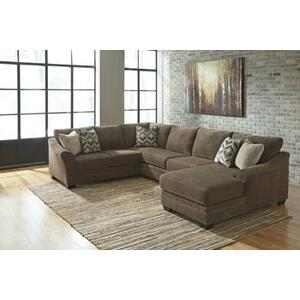 Justyna Sectional - Right Chaise/Left Loveseat