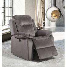 U1294 Urbino Power Recliner - Storm Gray
