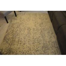 Ashlesy Furnitre area rug grey and off white