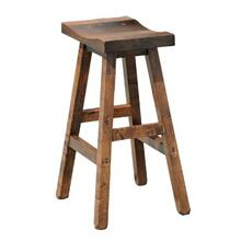 Saddle Stool Splined Seat