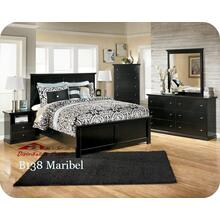 Ashley B138 Maribel Bedroom set Houston Texas USA Aztec Furniture
