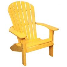 Adirondack Chair - Fan Back