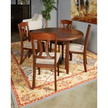 D362  Round Table and 4 Chairs