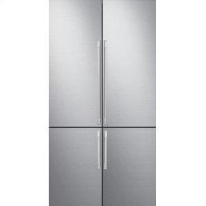 DacorPro Silver Stainless Steel 4 Door Kit for DRF427500AP