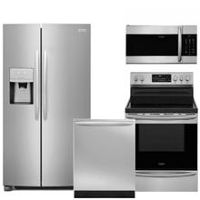 Frigidaire Gallery Series Deluxe Kitchen Package