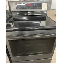 See Details - 6.3 cu. ft. Electric Single Oven Range with True Convection and EasyClean®