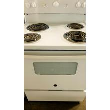 """Product Image - USED- GE® 30"""" Free-Standing Electric Range- E30WHCOIL-U SERIAL #53"""