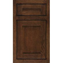 Harmony Quatersawn Oak Cabinet