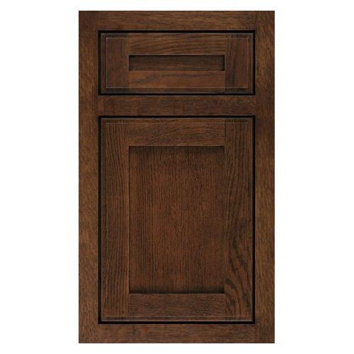 Harmony Quatersawn Oak Cabinet
