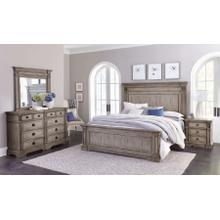 Windmere King Mansion Bed