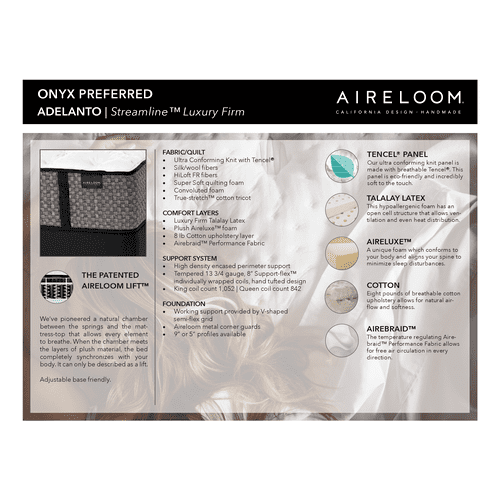 Adelanto Luxury Firm Mattress by Aireloom