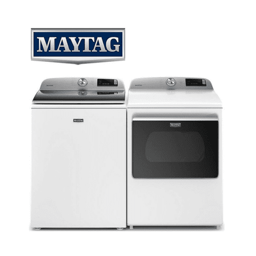 View Product - Maytag Top Load Laundry Pair Package