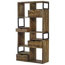 Cubist 4 Drawer 8 Hole Display Divider/Cabinet