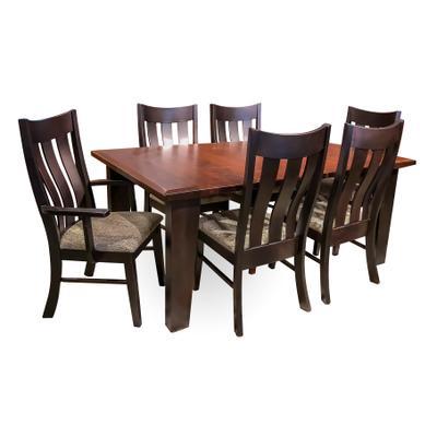 Giant Shaker Dining Room Set