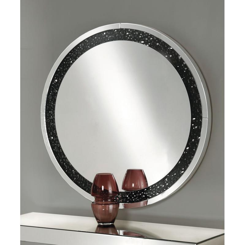 View Product - Noor Accent Wall Mirror