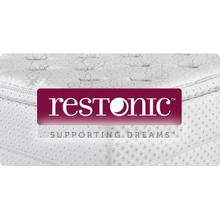 A single free mattress foundation set with the purchase of select mattresses.