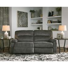 CLEARANCE Bolzano Reclining Sofa - Slate