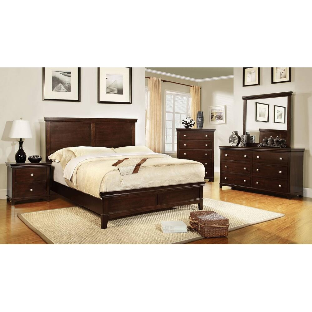 Spruce 4Pc Full Bed Set