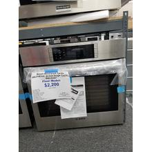 "Bosch Benchmark Series 30"" Single Electric Wall Oven HBLP451UC (FLOOR MODEL)"