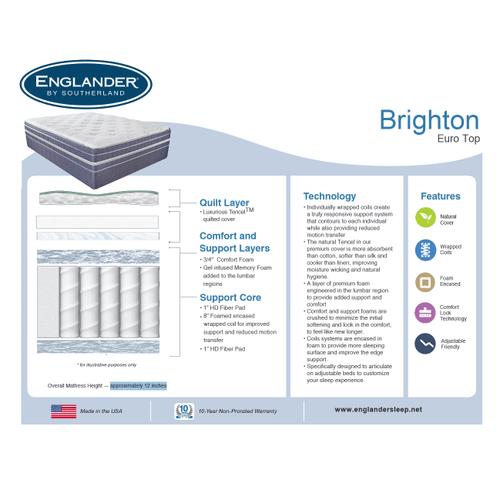Brighton Euro Top