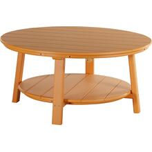 Deluxe Conversation Table Tangerine