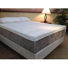 Sleep Fitness 12 Inch Gel Memory Foam Model