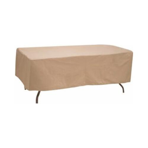 """Product Image - Oval/Rectangular Table Cover, 60"""" - 66"""""""